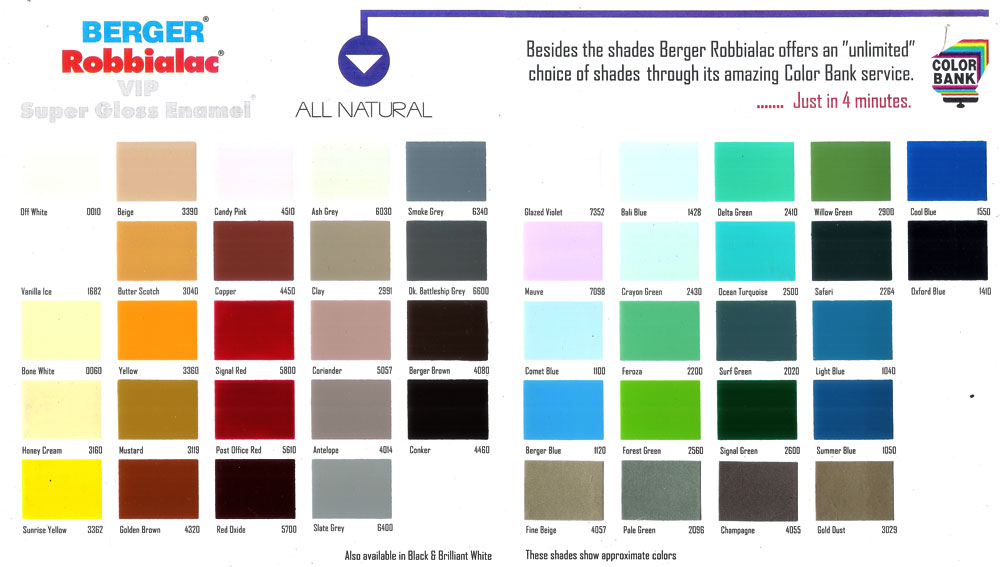 paints shade card snowcem paints shade card berger paints shade card. Black Bedroom Furniture Sets. Home Design Ideas