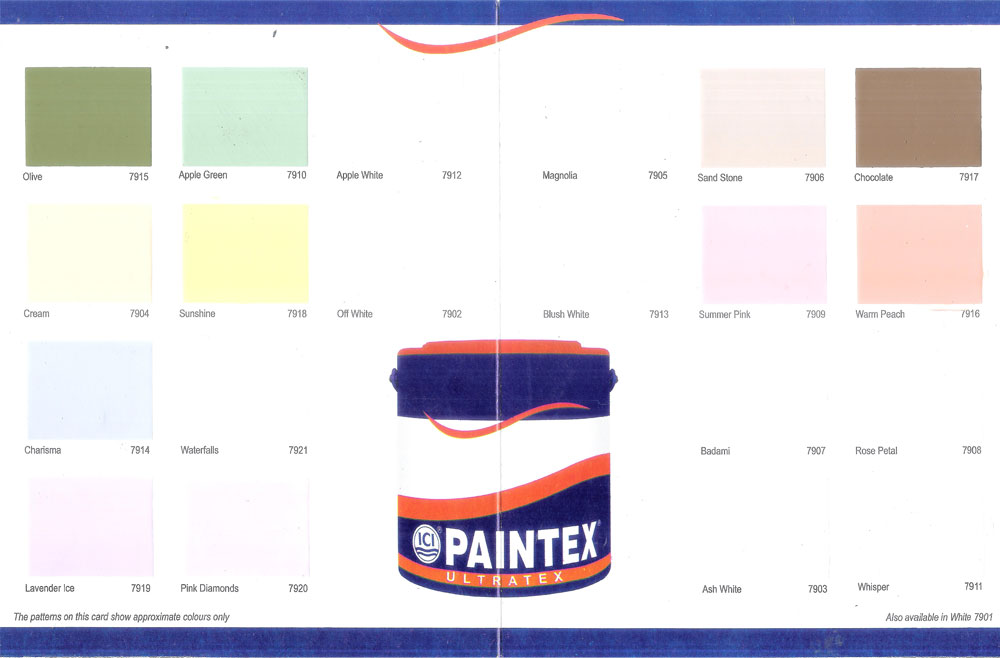 Ici Dulux Paints Shade Card : projects shade cards clients authorised dealers contact us shade cards