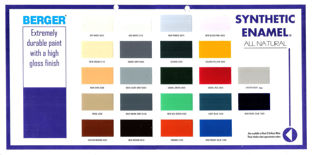 Nerolac Colour Shade Card Pdf